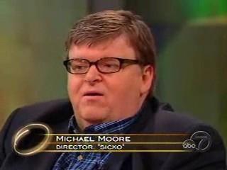 Micheal moore sicko